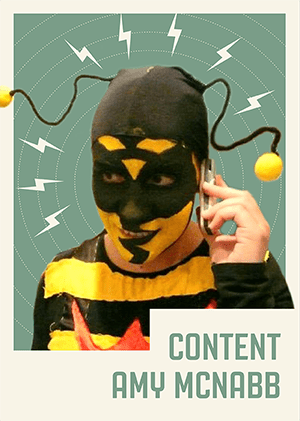 Amy McNabb - Content